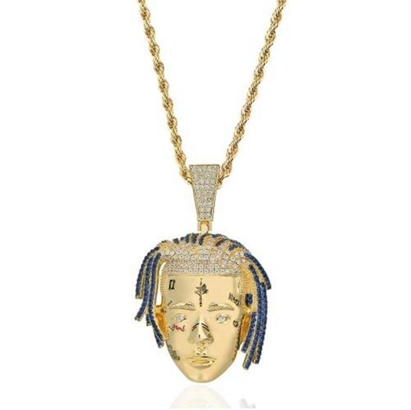 XXXTentacion Pendant Necklace
