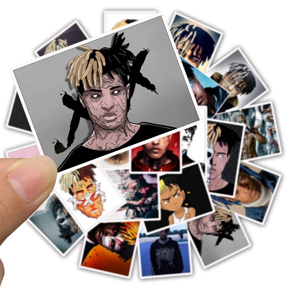 XXXTentacion 25 PCS Stickers