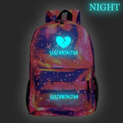 XXXTentacion Women/Men's - Night Glow Backpacks