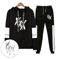 Cool Xxxtentacion Women/Men Tracksuit