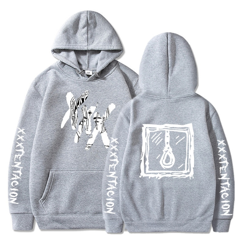 XXXTentacion High Quality Fleece Hoodie
