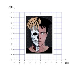 XXXTentacion 25 PCS Stickers