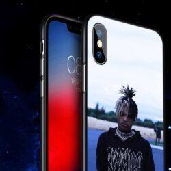 XXXTENTACION TPU Phone Cover for Apple Mobile