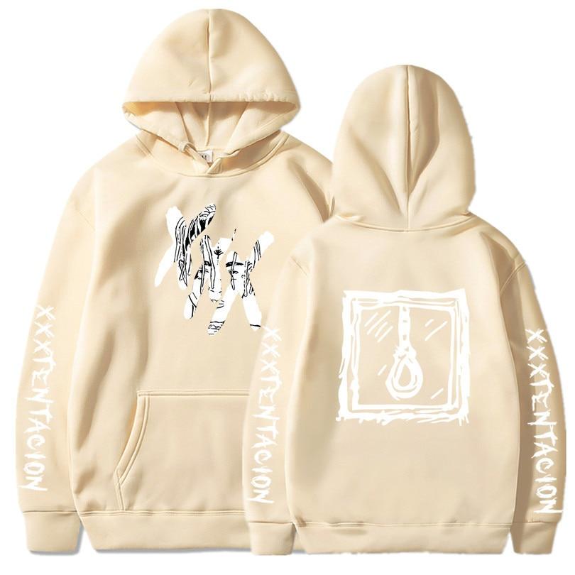 XXXTentacion High Quality Fleece Hoodie