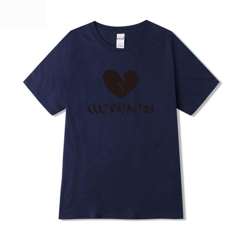 Xxxtentacion Broken Heart T-shirt