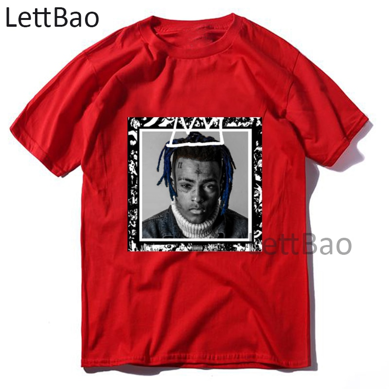 Xxxtentacion Newest Fashion Man Tshirt