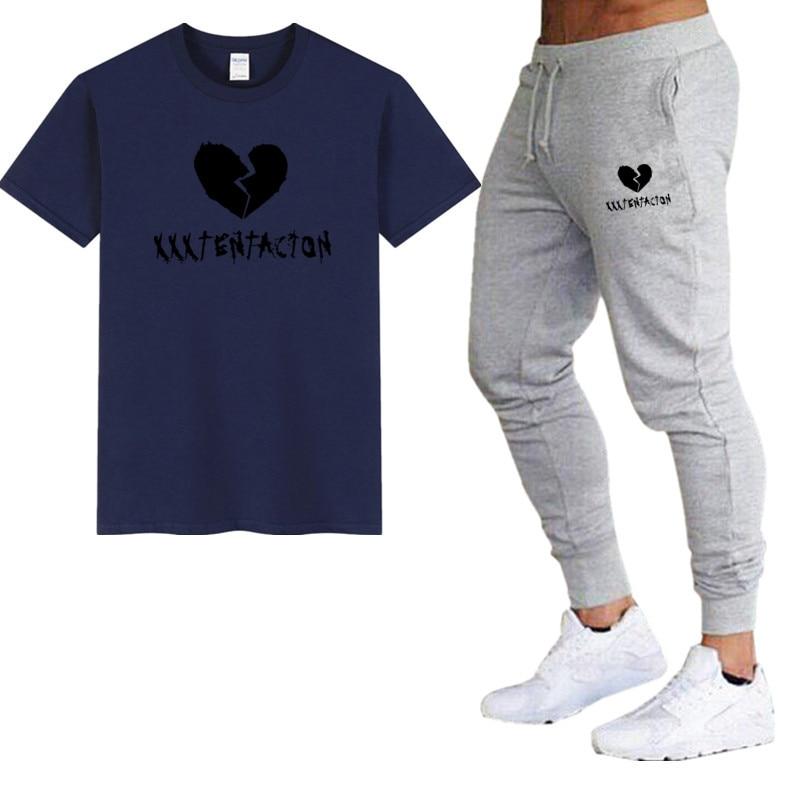 XXXTentacion T-shirt & Sweatpant Set