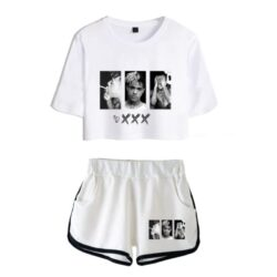 Revenge Xxxtentacion Women Two Piece Tracksuit