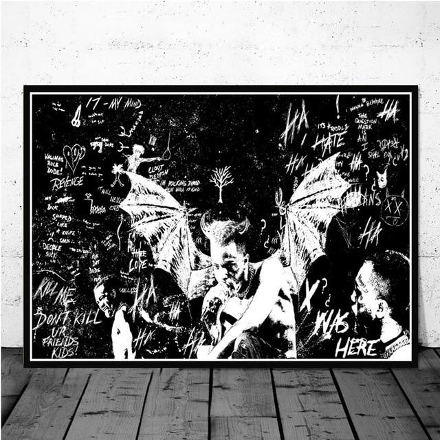 XXXtentacion Cool Wall Posters
