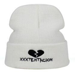 XXXTentacion Broken Heart Beanie