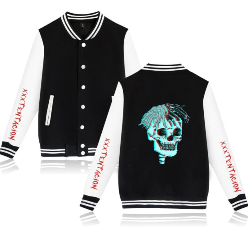 Xxxtentacion Streatwear Jacket