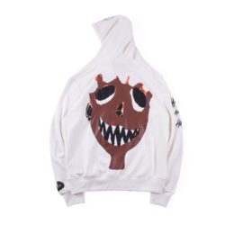 Kitty Face Revenge Bad Vibes Hoodie