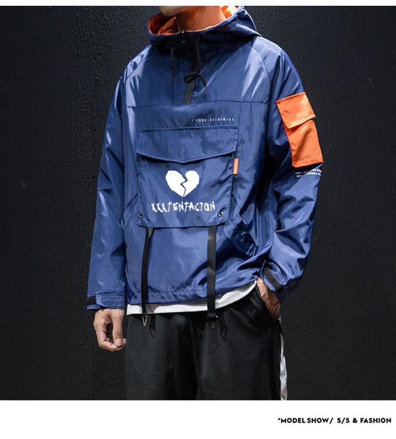 XXXTentacion Casual Jacket