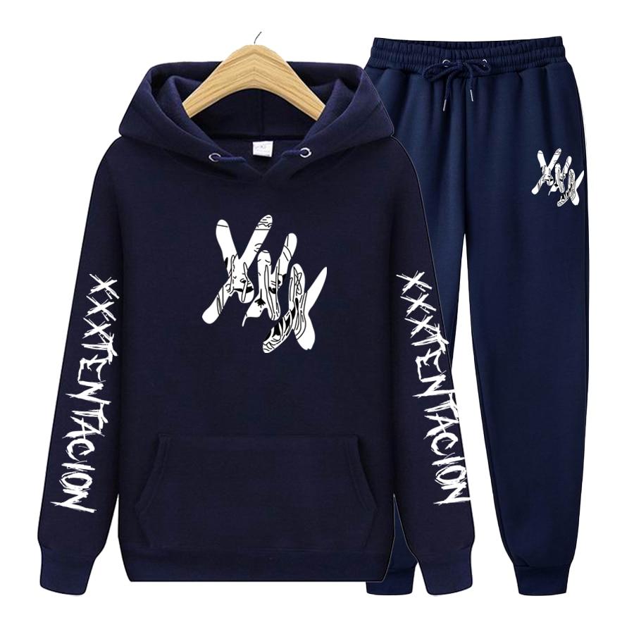 XXXTentacion Hoodie & Sweatpants Tracksuit