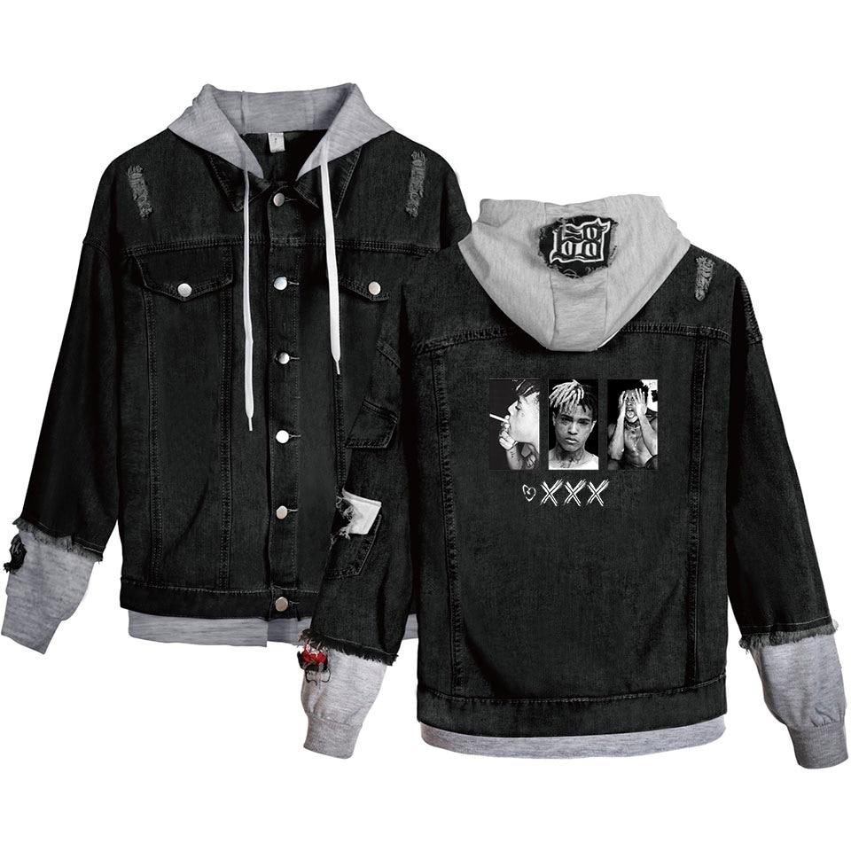 Xxxtentacion Denim Jacket