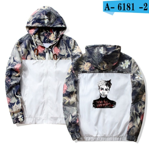 XXXTENTACION Zipper Hoodies
