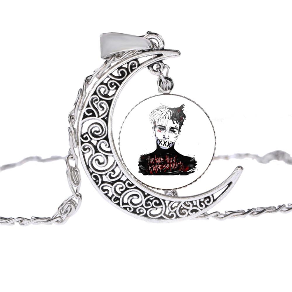 XXXTentacion Rapper Glass Jewelry