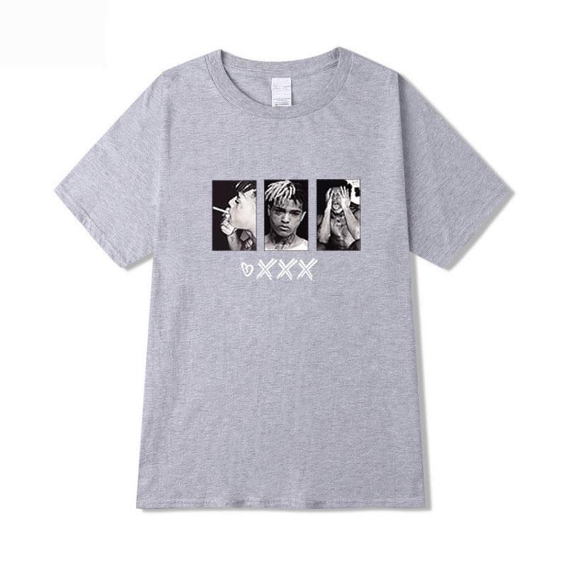 Xxxtentacion Streetwear T-shirt