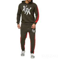 XXXTentacion Streatwear Hoodie & Sweatpants Set