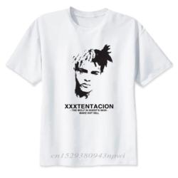 Xxxtentacion Man T-shirt Rapper