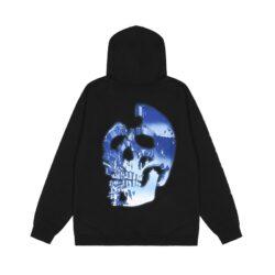 revenge cool skull hoodie